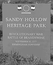 Sandy Hollow Heritage Park